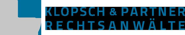 KLOPSCH & PARTNER RECHTSANWÄLTE Rostock